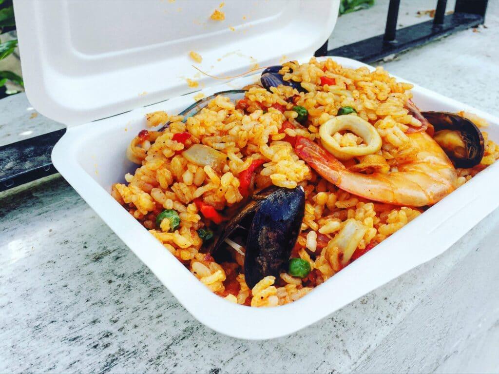 Spanish Food Market Southbank